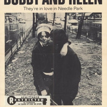 The Panic In Needle Park 11x17 Movie Poster (1971)
