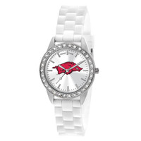 Arkansas Razorbacks NCAA Women's Frost Series Watch