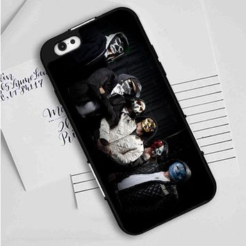 Hollywood Undead (group masks jackets) iPhone Case