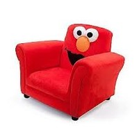 Delta Childrens ELMO GIGGLE CHAIR
