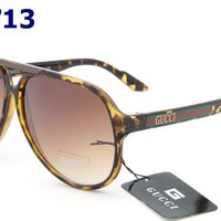 Womens Mens Retro GUCCI Sunglasses & Gift Box Tagre™