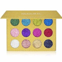 12 Color Glitter eyeshadow