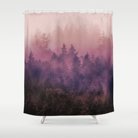 The Heart Of My Heart Shower Curtain by Tordis Kayma