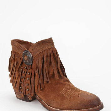 2cdc5c805 Sam Edelman Sidney Fringe Ankle Boot from Urban Outfitters