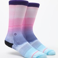 Stance Suzanna Crew Socks - Womens Scarves - Blue - One