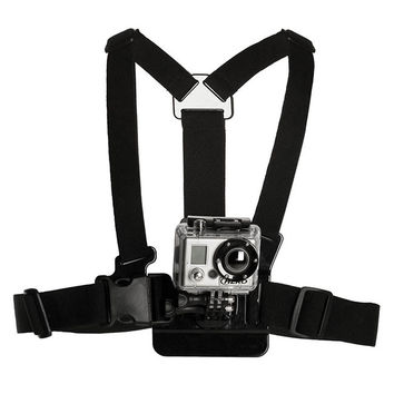 Chest Strap Mount for GoPro Go Pro HD Hero Hero2 Hero3 Hero3+
