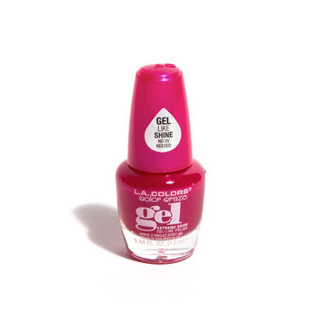 LA Colors Extreme Shine Gel Polish - Amplify