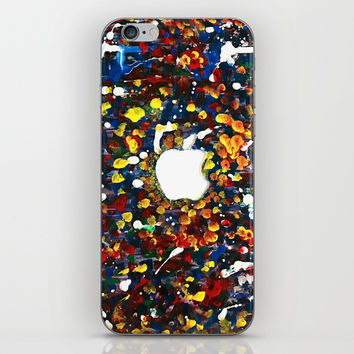 iArt iPhone & iPod Skin by Artist CL