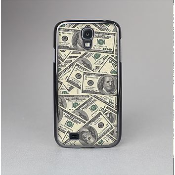 The Hundred Dollar Bill Skin-Sert Case for the Samsung Galaxy S4