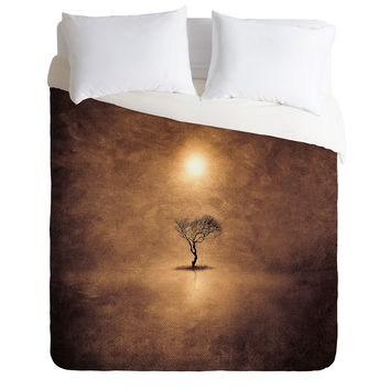 Viviana Gonzalez Magical Shinning Duvet Cover