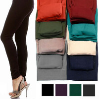 Plus Size Fleece Lined Leggings