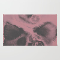 Heavy in your arms Rug by DuckyB