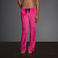 Cozy Fleece Sleep Pant