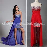 sleeveless waisted hot fix stone beaded chiffon evening dress 2015, View chiffon evening dress 2015, CHOIYES Product Details from Chaozhou Choiyes Evening Dress Co., Ltd. on Alibaba.com