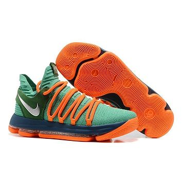 Nike Zoom Kevin Durant 10 Sneaker Men Basketball KD Sports Shoes 010