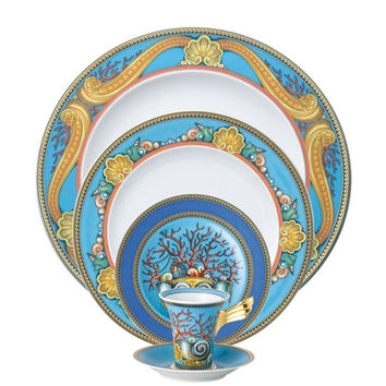 Versace La Mer Dinnerware Collection