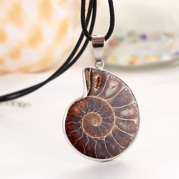 Snails Pendant Necklace: SAVE $3 TODAY!!