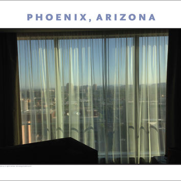 Phoenix, Arizona Photo Wall Art #1055
