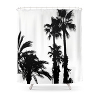 Society6 ?Viva La Barcelona! Shower Curtain