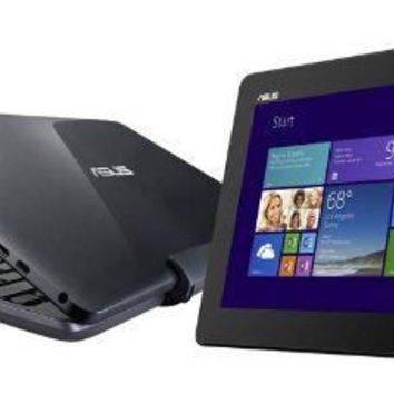 "ASUS Transformer Book T100TA 10.1"" 64GB Windows 8.1 Touchscreen Laptop Tablet Refurbished"