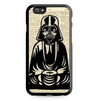 Buddha Darth Vader Star Wars Art Movie Iphone 5 Case