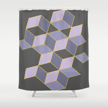 Off Color Shower Curtain by DuckyB (Brandi)