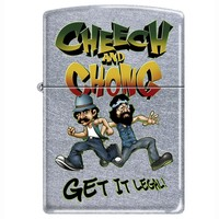 Zippo AD229 Cheeh N Chong Windproof Lighter