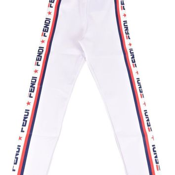 Retro Fitnesse Pants by Fendi