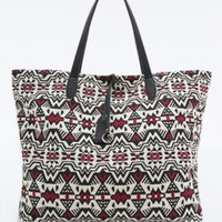 Ecote Oversized Tapestry Beach Bag - Urban Outfitters