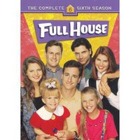 Full House: The Complete Sixth Season (4 Discs) (Dual-layered DVD)