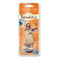 Bahama & Co. Hula Girl, Oahu Island Splash - Walmart.com
