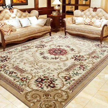 Luxury European Style Floor Carpet