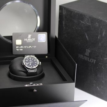 HUBLOT Big Bang Black Magic 361.CV.1270.CM.1104 Quartz w/Warranty Card_218152