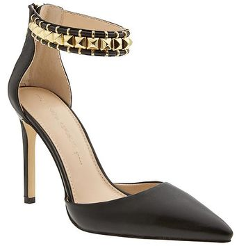 Banana Republic Womens Nellie Studded Pump