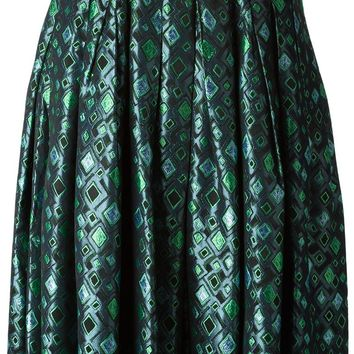 Yves Saint Laurent Vintage brocard skirt