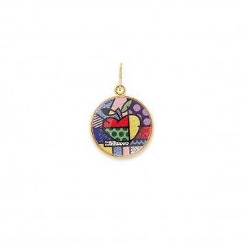 NY State Art Infusion Necklace Charm