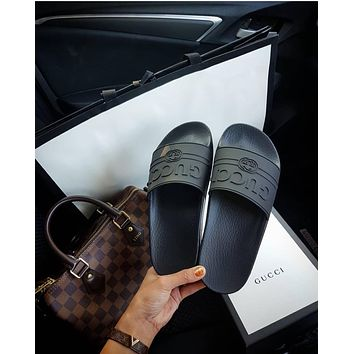 Gucci Rubber sandals