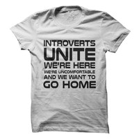 Introverts We Want To Go Home