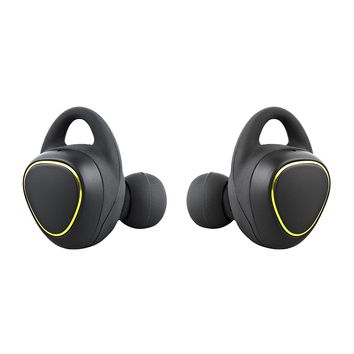 Samsung Gear IconX Wireless Fitness Earbuds with Activity Tracker - Black (Certified Refurbished)