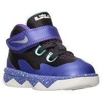 Boys' Toddler Nike Zoom LeBron Soldier 8 Basketball Shoes