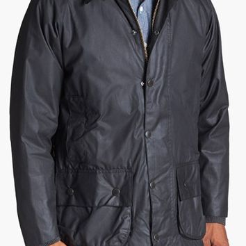 Men's Barbour 'Beaufort' Weatherproof Waxed Relaxed Fit Jacket