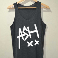 5 Seconds of Summer Shirt Ashton Irwin Shirt Tank Top Tunic Unisex Size S M L