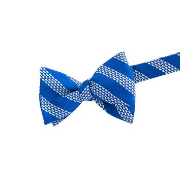 Vineyard Vines, Whale Rep Stripe Bow Tie, Nautica Navy