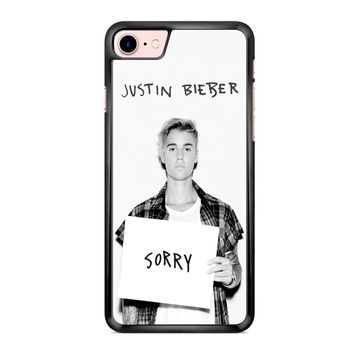 Justin Bieber Sorry iPhone 7 Case