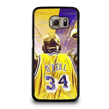 SHAQUILLE O'NEAL LA LAKERS Samsung Galaxy S6 Case Cover
