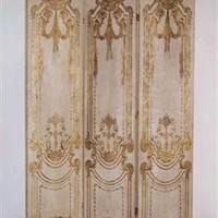 Wayborn Furniture 2314 Classic Scroll Room Divider - Decor Universe