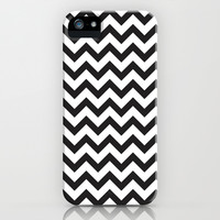 Classic Chevron iPhone & iPod Case by Karen Hofstetter