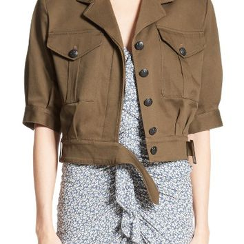 Veronica Beard Fleet Military Jacket | Nordstrom