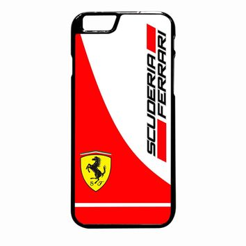Scuderia Ferrari Logo iPhone 6 Plus case