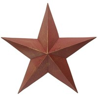 Red 5-Point Tin Star | Shop Hobby Lobby